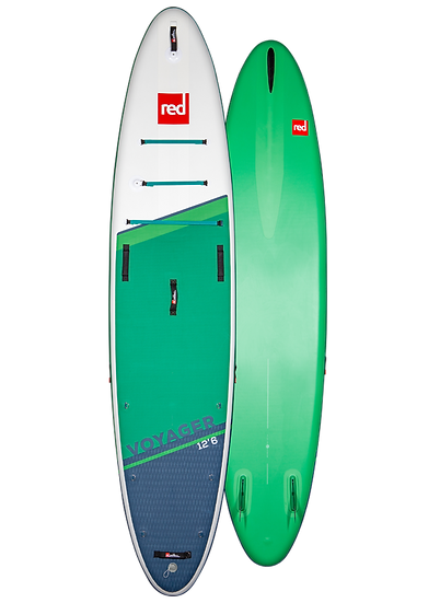 RED PADDLE VOYAGER 12'6""