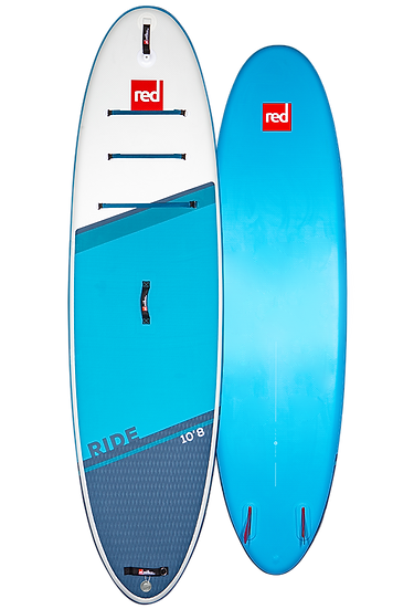 """RED PADDLE RIDE 10'8"""""""