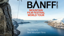 BANFF MOUNTAIN FILM FESTIVAL COMING THIS JANUARY 2017