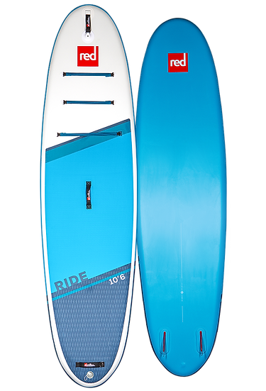 """RED PADDLE RIDE 10'6"""" PACKAGE"""