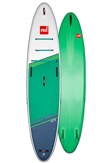 "RED PADDLE VOYAGER 12""6'"