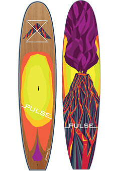 "PULSE THE VOLCANO 11'4"" TRADITIONAL"