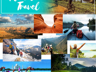 Make 2018 Your Year of Travel! Where does the Travel Bug draw you?