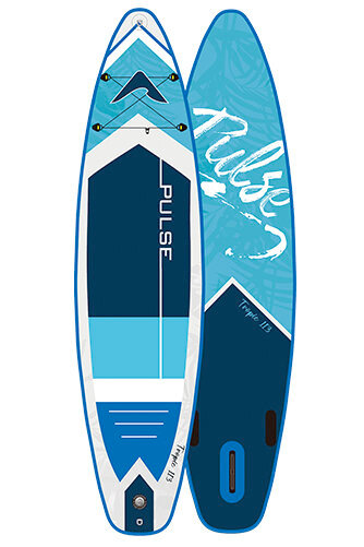 """PULSE TROPIC 11'3"""" INFLATABLE"""