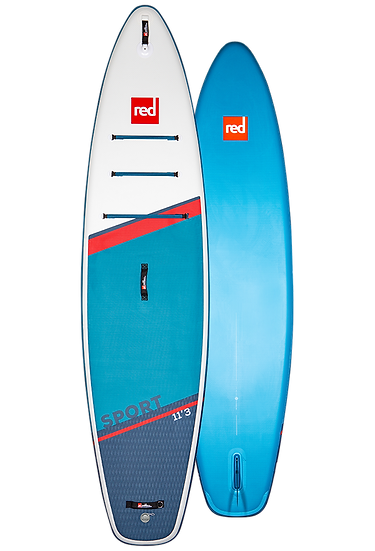 """RED PADDLE SPORT 11'3"""" PACKAGE"""