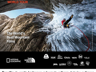 Banff Mtn Film Fest Tickets going fast!