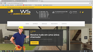 Primeira Pagina do Google.