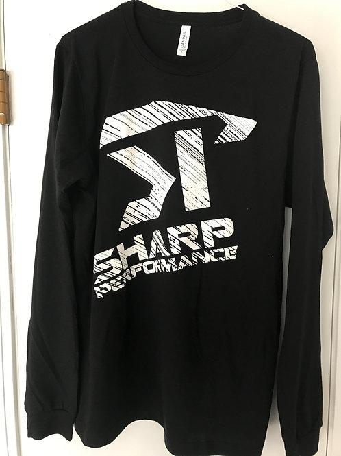 SP Long Sleeve Black/White