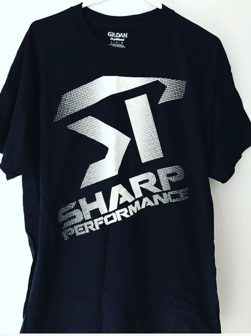 SP Short Sleeve Black/White