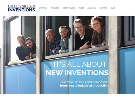 We just launched a new and more vibrant website
