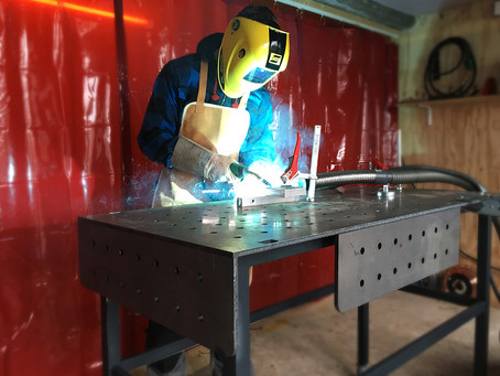 Why a new welding system is a significant upgrade to our company