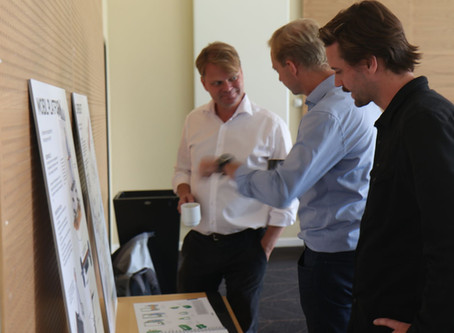 """Sharing insights at the annual meeting with """"Kooperationen"""""""
