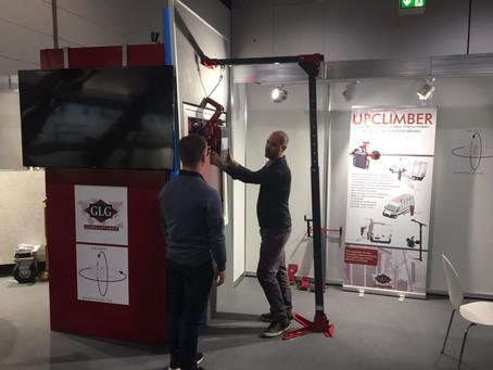 Upclimber goes international: Come visit us in Düsseldorf