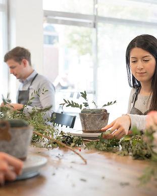 Classe d'arrangements floraux