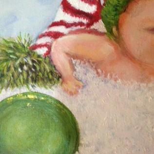 Christmas Baby 1