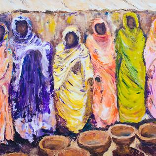 Colours of Sudan