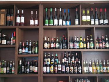 Cafe Zeitreise Biere 2