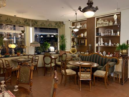Gastraum Cafe Zeitreise 1