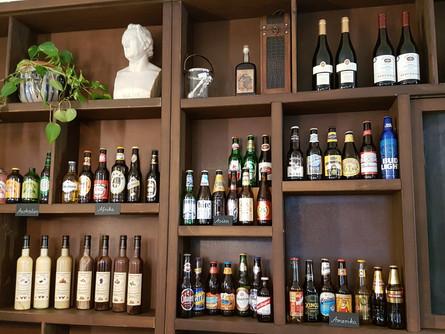 Cafe Zeitreise Biere 1