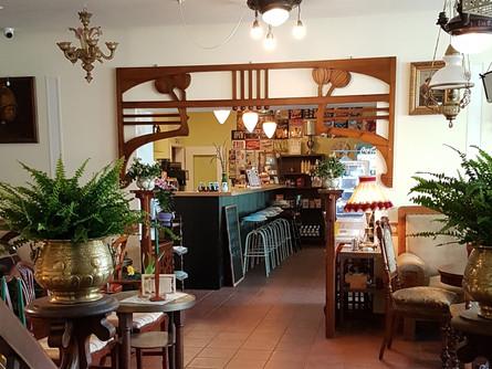 Bar Cafe Zeitreise 1