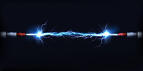 electrical-discharge-passing-through-air