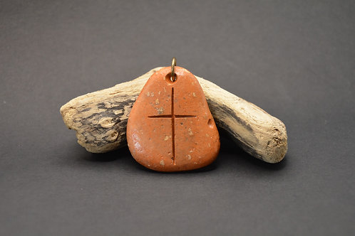 Pendentif en céramique n°72