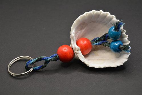 Porte-clés coquillage n°38