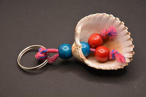 Porte-clés coquillage n°34