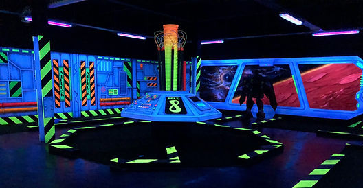 UV Adventure Golf Room