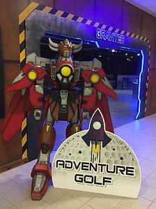 Adventure Golf Transformer