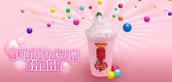 Bubble Gum Shake