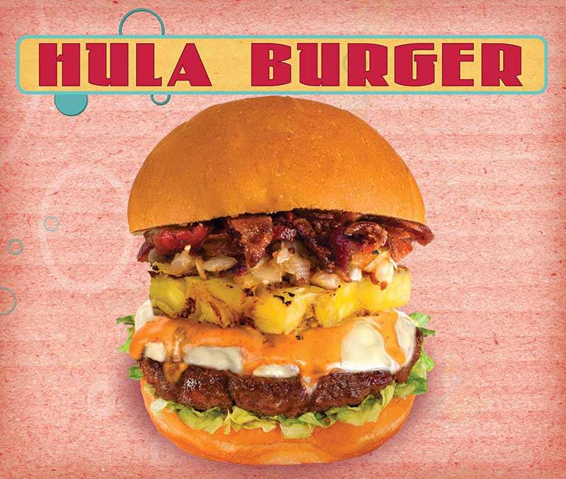 HULA Burger
