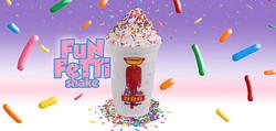 Fun Fetti Shake