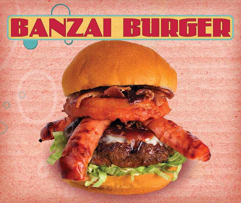 BANZA Burger