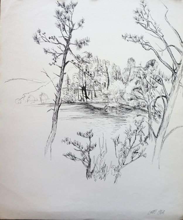 Study: Lakeside