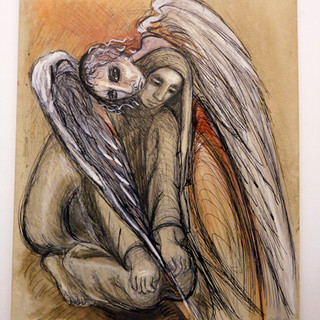 Annunciation (After Rilke)