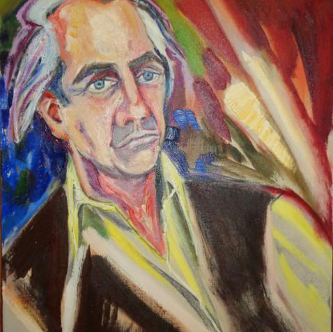 Portrait of Werner Rohde
