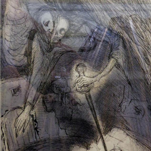 Revelations XII (Patmos Cave)