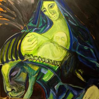 Gothic Madonna