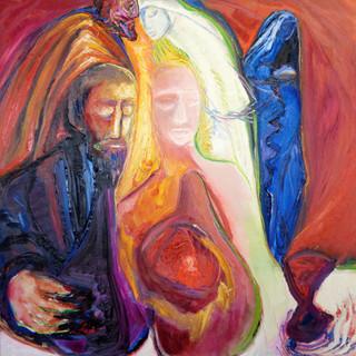 Old Testament Wedding (Mary & Joseph)