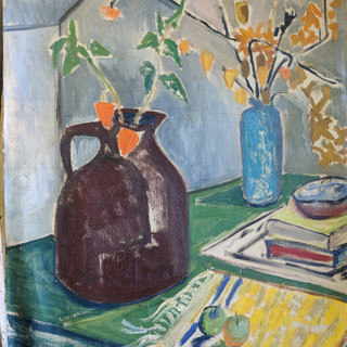 Jugs and Poppies