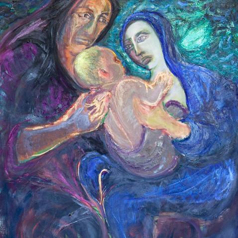 Lake Birth (Madonna & St. Anne)