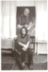 Portrait of Charlotte Lichtblau c.2002,