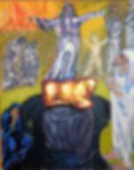WH134 - The Golden Calf, 1995.JPG