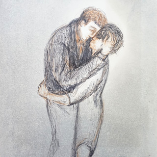 Lover's Embrace