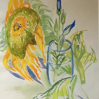 Sunflowers No. 2