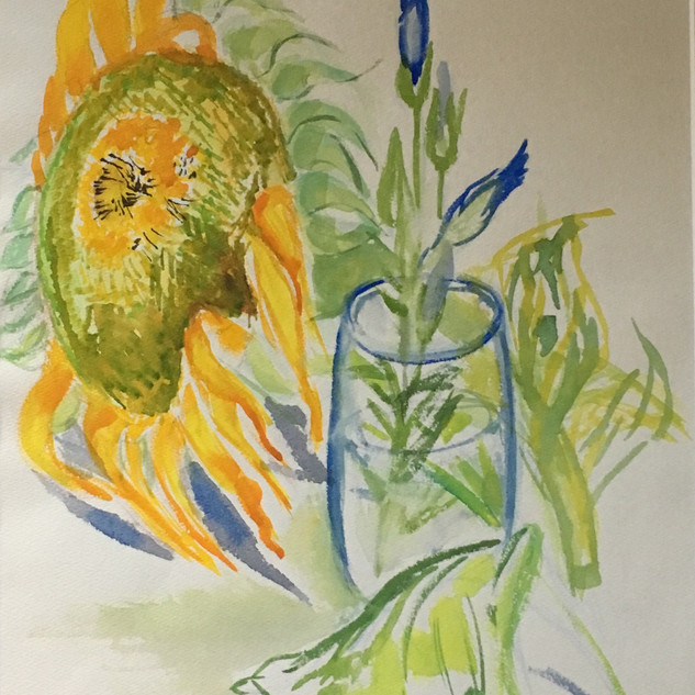 Sunflowers No. 2