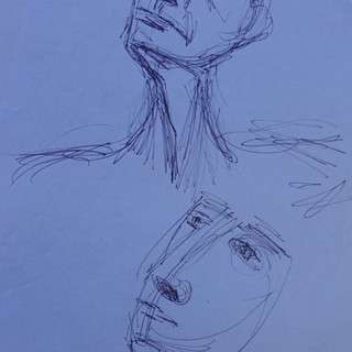 Study of the Face