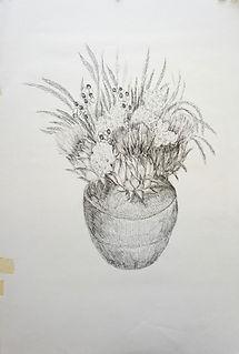 WH820 - Flowers in a Vase, 1964.jpg