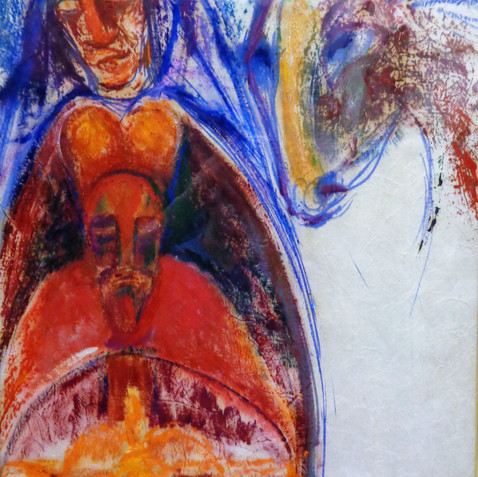 Madonna of Mercy (Shutzmantel Madonna)